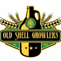 Old Shell Growlers