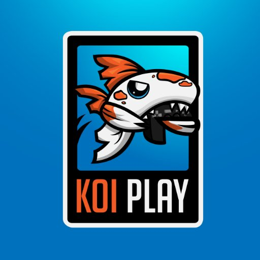 Koi play koiplaygreece twitter for Playing koi