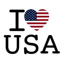 J'adore les USA
