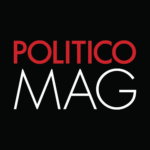 Image result for politico magazine logo