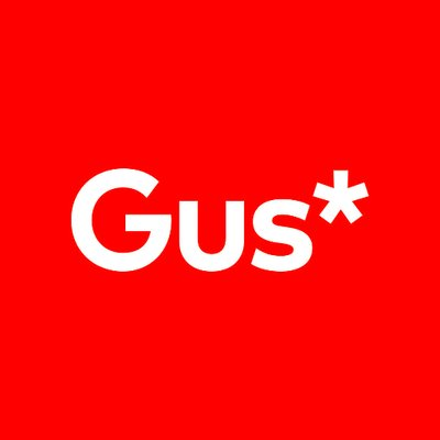 Image result for gus modern logo