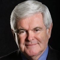 Newt Gingrich Social Profile
