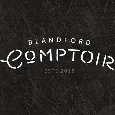 Logo de la société Blandford Comptoir