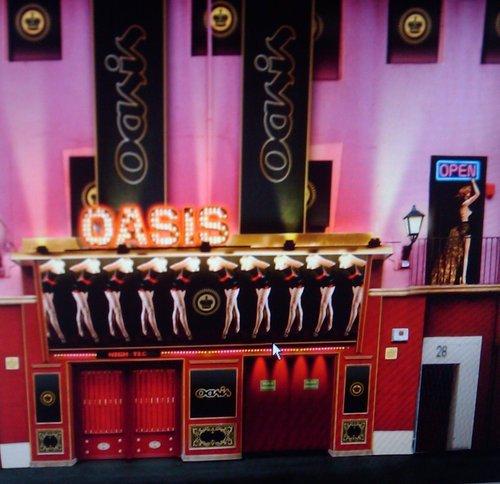 Club teatro oasis salaoasis twitter for Sala oasis zaragoza
