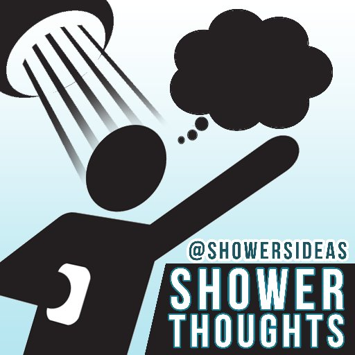 103. NAKED SHOWER THOUGHTS!! - YouTube