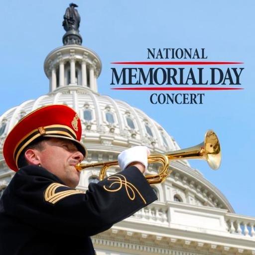 National Memorial Day Concert (@MemorialDayPBS )