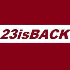 23 is back release dates