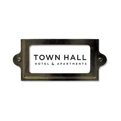 @TownHallHotel