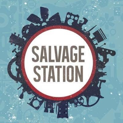 Restaurants near Salvage Station Asheville