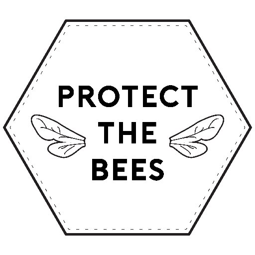 Protect the Bees Graphic