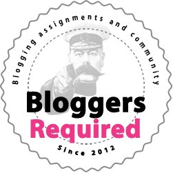 Image result for bloggersrequired logo
