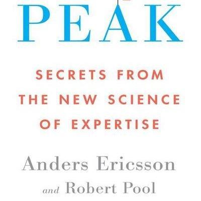 peak book anders ericsson pdf