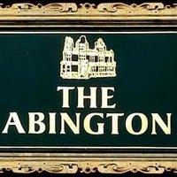 The Abington Pub (@TheAbingtonPub )