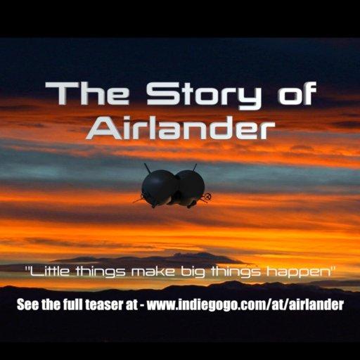 Airlander Story