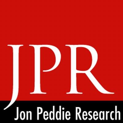 Jon Peddie on Muck Rack
