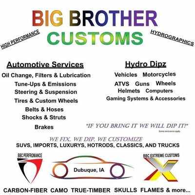 BIG Brother Customs on Twitter: