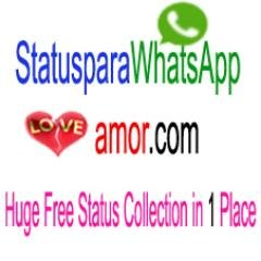 Status Para Whatsapp At Statusparawhat Twitter