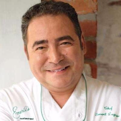 Emeril Lagasse Social Profile
