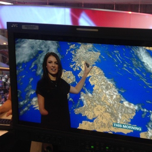 Lucy Martin | Presenting NWT weather | RayMach Images | Flickr