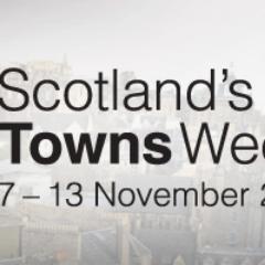 Scotland'sTownsWeek (@ScotTownsWeek) Twitter profile photo