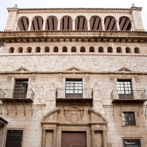 Dim museo de teruel dim museoteruel twitter - La casa del cura teruel ...
