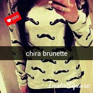 chira brunette
