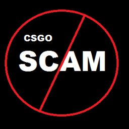 csgo scammers csgoscamalert twitter