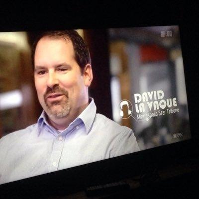 David La Vaque on Muck Rack
