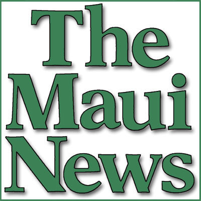 Maui News newspaper