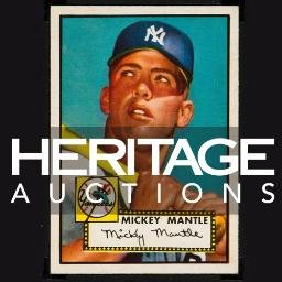 Heritage Auctions Sports At Heritagesport Twitter