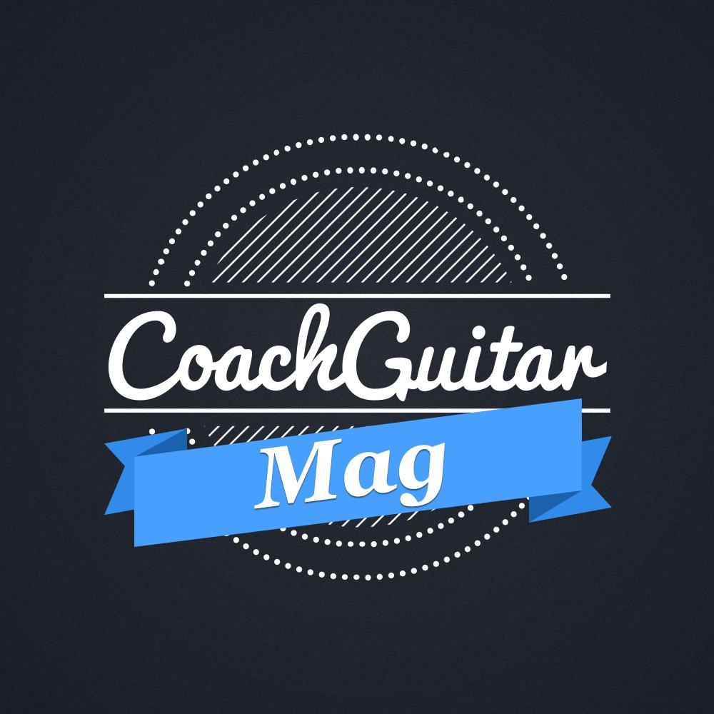 CoachGuitar Magazine