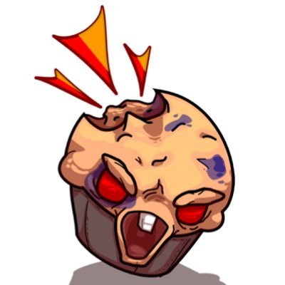 Angry muffin on Twitter: