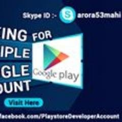 Playstore Acc Seller on Twitter: