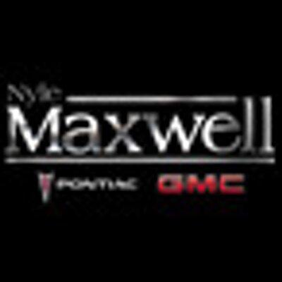 Nyle Maxwell Gmc Nylemaxwellgmc Twitter