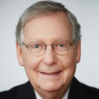 Leader McConnell (@senatemajldr) Twitter profile photo