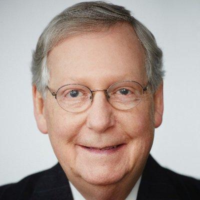 Leader McConnell (@senatemajldr) Twitter profile photo