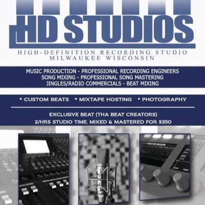 HD Studios | Social Profile