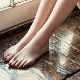 Snsd Tiffany Feet
