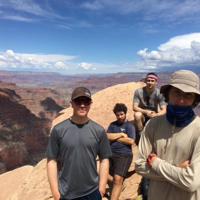 The Big Walk On Twitter Utah Max And Ian Have Now Walked 740 Miles Tate 265 And Alex 100 A Couple Days In Southern Utah Then On To Zion
