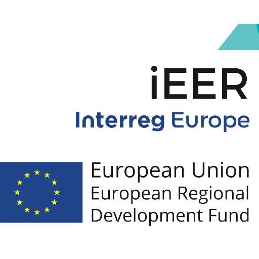 Image result for ieer interreg logo