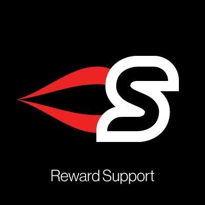 Reward Support on Twitter: