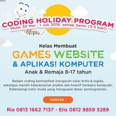 Coding Indonesia (@CodingIndonesia) | Twitter