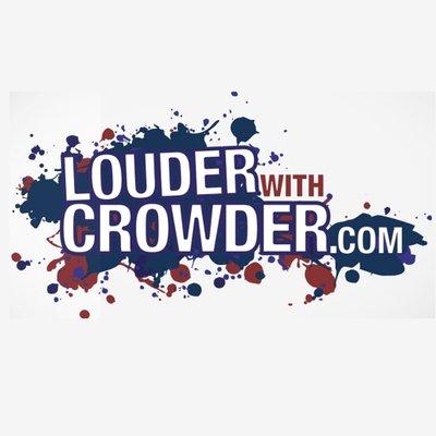 louder with crowder louderwcrowder twitter