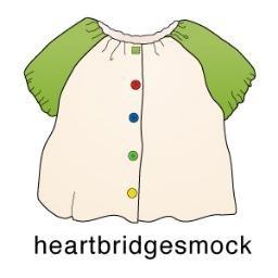 Heartbridge Facebookのアルバム ハートブリッヂスモック イラストとディテール に写真を10枚アップロードしました T Co E5h2s2kpr7