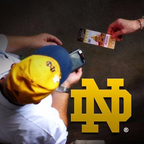 ND Ticket Office Social Profile