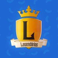 Legendários twitter profile
