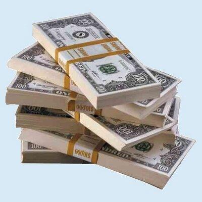 face bani în dolari