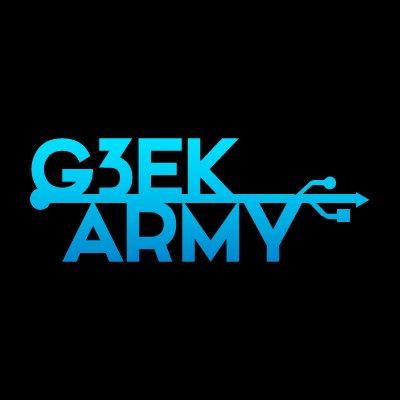 @G3ekArmy