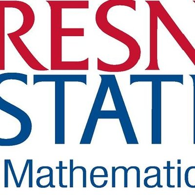Fresno State Math On Twitter Retweeted Admissions Fs Admissions