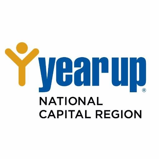 Image result for year up national capital region logo